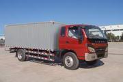 时骏国三单桥厢式运输车129-132马力5吨以下(LFJ5088XXYG1)