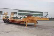 汉阳牌HY9401TDP型低平板半挂车