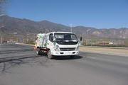 福田牌FHM5070ZYS型压缩式垃圾车