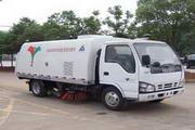 三力牌CGJ5070TQS型清洗扫路车图片