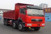解放牌CA3310P2K8L2T4EA80型平头柴油自卸汽车