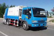 金优牌JY5120ZYS型压缩式垃圾车