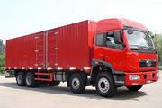 解放牌CA5242XXYP2K17L7T4EA80-3型厢式运输车