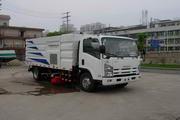 中联牌ZLJ5100TXSE4型洗扫车
