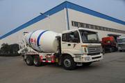 楚胜牌CSC5257GJBB型混凝土搅拌运输车