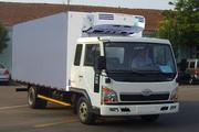 解放牌CA5041XLCP40K2EA80型冷藏车