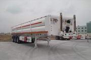 中油通用牌QZY9360GGY型液压子站高压气体长管半挂车