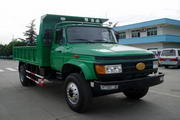 解放牌CA3095K2EA80型长头柴油自卸汽车图片