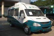 依维柯牌NJ5056XFWD型依维柯纯电动服务车图片