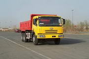 解放牌CA3253P7K1T1E型6X4平头柴油自卸汽车图片