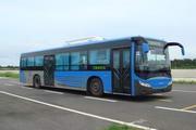 12米|24-46座南车时代混合动力城市客车(TEG6128SHEV)