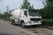 桂通牌NG5250GJB型混凝土搅拌运输车图片