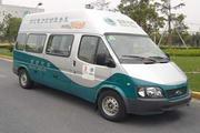 江铃全顺牌JX5041XEV-LI型纯电动服务车图片