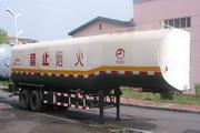 建成牌JC9340GYY型半挂运油车图片