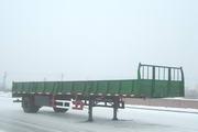 博格达8.6米10.5吨1轴半挂车(XZC9140)