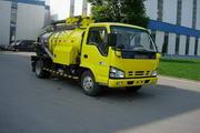 中联牌ZLJ5070GSJE3型泔水收集车图片