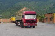 红岩牌CQ5314GSNTRG466型散装水泥车图片