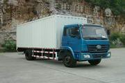 柳特神力牌LZT5162XPYPK2E3L1A95型平头蓬式运输车图片