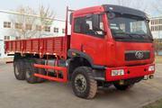 解放牌CA2250P2K15L2TEA80型平�^柴油越野汽��D片