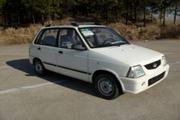 江南牌JNJ7000EVA1型纯电动轿车图片