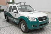 江铃牌JX5033XGCEV型纯电动工程车图片3