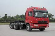 华菱之星牌HN4250B37C2M4型牵引汽车