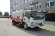 楚胜牌CSC5060TSLW3型扫路车