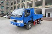 富建牌FJ4010D型自卸低速货车