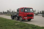 华菱之星牌HN4250NGB32C2M4型牵引汽车