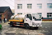 鲁威牌SYJ5070GXW型吸污车