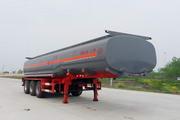楚胜牌CSC9406GHY型化工液体运输半挂车