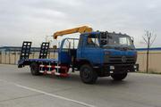 CSC5160JSQ型楚胜牌随车起重运输车图片