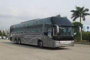 金旅牌XML6148J18W型卧铺客车图片