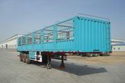 凯萨特牌ZGH9402CCY型仓栅式运输半挂车