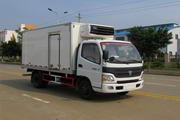 桂通牌NG5040XLC型冷藏车图片