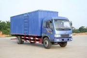 桂通牌NG5120XXY型厢式运输车图片