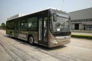12米 24-46座宇通混合动力电动城市客车(ZK6126CHEVGQCA)