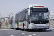 18米 24-50座宇通混合动力电动城市客车(ZK6180CHEVGQAA)