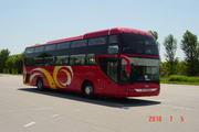 海格牌KLQ6125DWE4A型卧铺客车图片