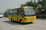 大力牌DLQ6660EX1型小学生校车图片2