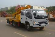 恒合牌HHR5070TQX4JH型护栏抢修车