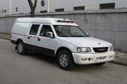 宝龙牌TBL5020XYCFA型运钞车