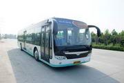 12米|20-44座中大混合动力城市客车(YCK6128HEVC)