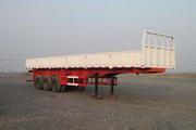 天山牌TSQ9400ZCX型自卸半挂车图片