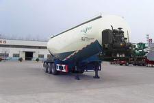 陆锋10.6米30.3吨3轴下灰半挂车(LST9401GXHX)