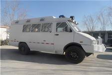昌盛牌BCS5040XZB-3型装备车图片