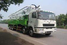 星马牌AH5470THB型混凝土泵车