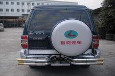 宝龙牌TBL5029XYCF8型防弹运钞车图片