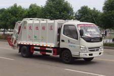 神狐牌HLQ5070ZYS型压缩式垃圾车