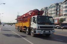 星马牌AH5410THB型混凝土泵车